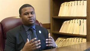First Day On The Job For 19 Year Old Kalan Haywood Ii The