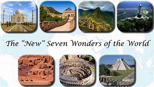 The New 7 Wonders of The World! - The Social Rush -दा सोशल रश