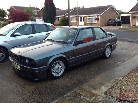 Bmw For Sale by Bmw E30 For Sale My Car