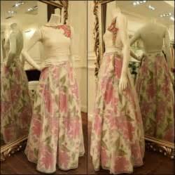 white party dresses lehenga choli designs 2017 in pakistan fashionglint
