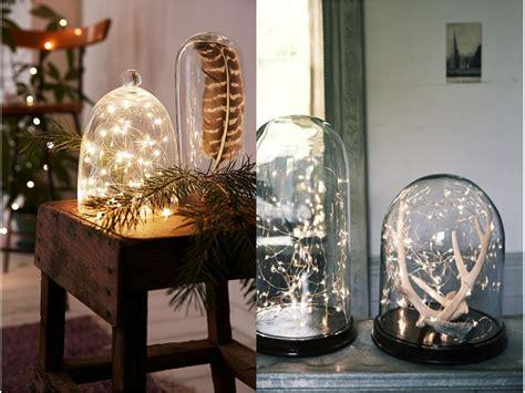 tendencias  campanas de cristal  decoracion