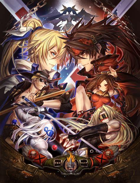 guilty gear image  zerochan anime image board