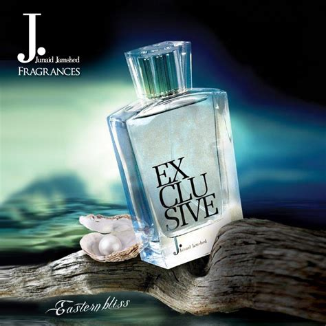 Exclusive Junaid Jamshed perfume - a fragrance for women ...