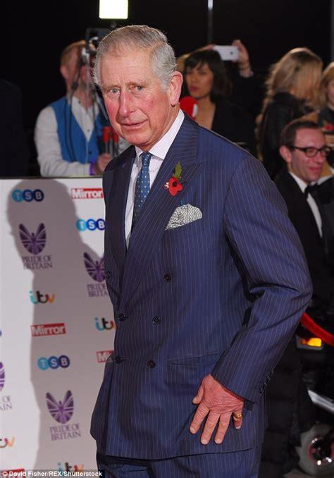 Pride of Britain Awards 2016: Prince Charles arrives on ...