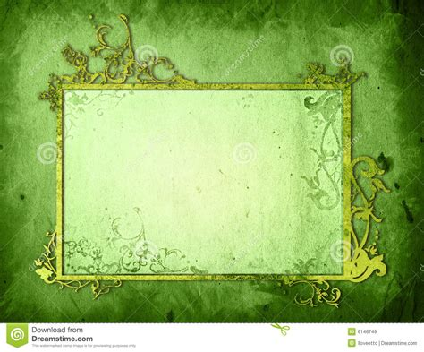 floral style background frame royalty  stock images