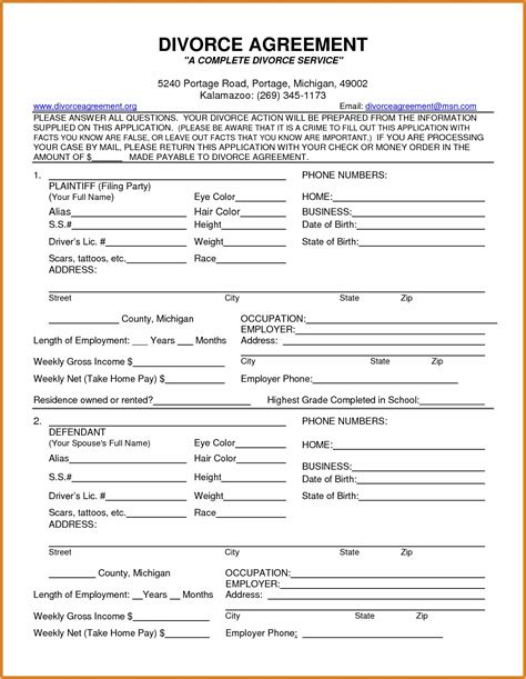 minnesota guardianship forms awesome free printable temporary guardianship form