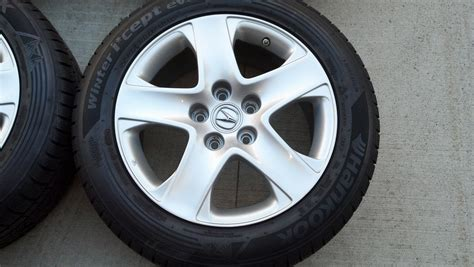 sold 2g rl rims winter tires lugs tpms 5x120