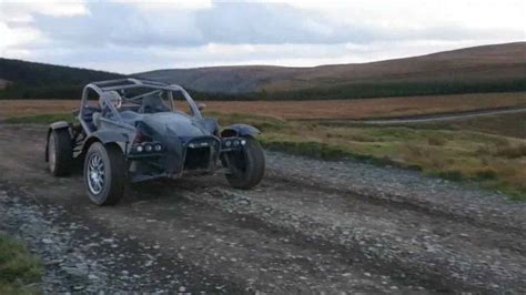 off road sports car new ariel nomad all terrain sports car off road testing
