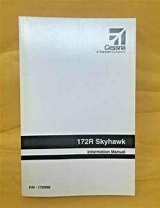172s Skyhawk Information Manual