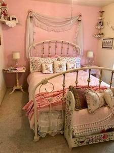 43, Incredible, Shabby, Chic, Bedroom, Decor, Ideas