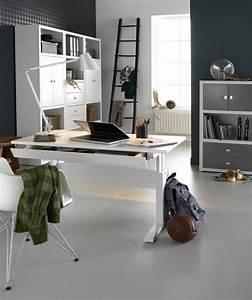 Höhenverstellbarer Schreibtisch Kinder : life time h henverstellbarer schreibtisch 120 wei www ~ Lizthompson.info Haus und Dekorationen