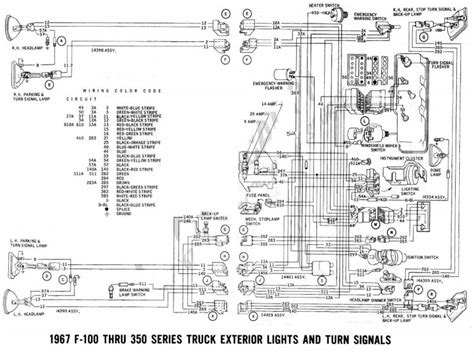 Ford Turn Signal Wiring Diagram Forums