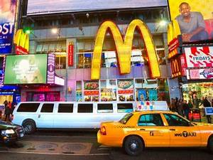 McDonald's beats on earnings, sales expectations ...