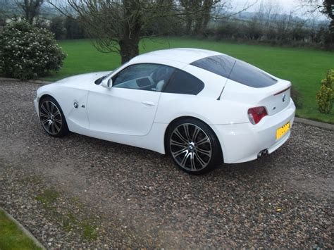 White Bmw For Sale by For Sale Alpine White Bmw Coupe Z4 3 0 Si Sport 2008