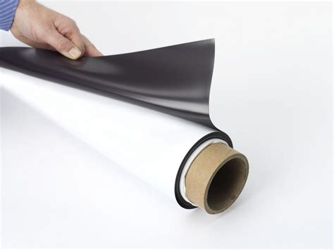 vinyl coated magnetic rolls magnets by hsmag