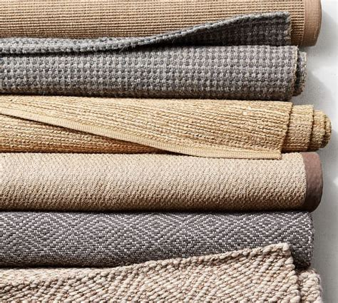 Bound Carpet Rugs by Color Bound Sisal Rug Chino Pottery Barn