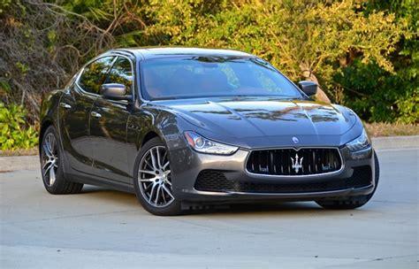 Maserati Reviews 2015 by 2015 Maserati Ghibli S Q4 Review And Test Drive