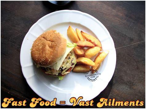 slogan cuisine anti junk food slogans