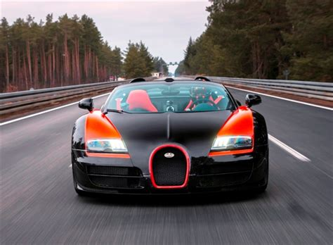 The bugatti veyron simply annihilates the distance between corners with very little pressure from should the system drop two or three gears, 1,250nm of torque suddenly tries to escape through the. Bugatti Veyron Grand Sport Vitesse is world's fastest roadster - Kelley Blue Book