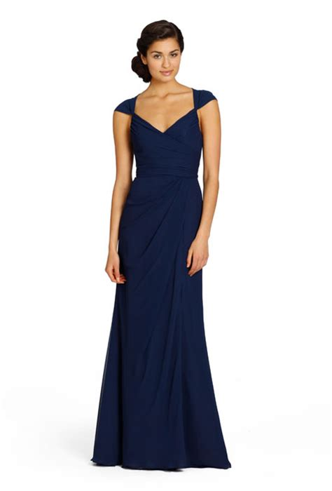 navy blue bridesmaid navy blue bridesmaid dresses brides