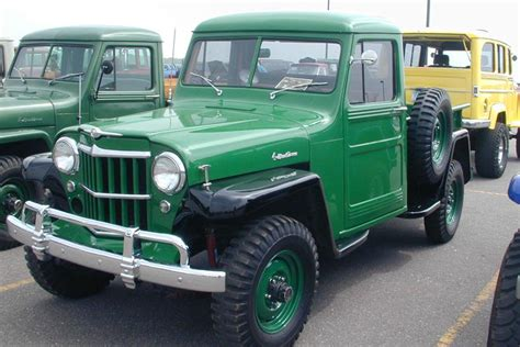 willys jeep truck green vintage and antique jeeps google search 4x4 vintage