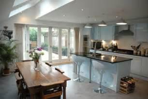 kitchen island extensions kitchen diner lighting ideas terrace refurb
