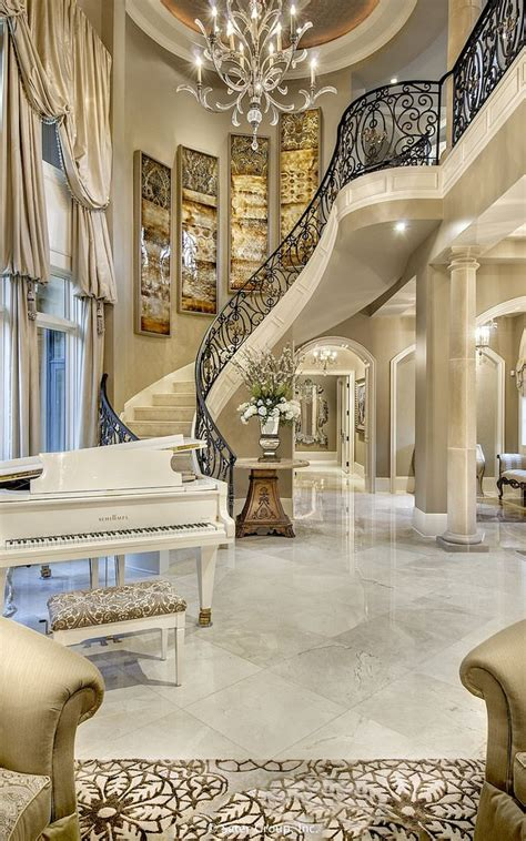 Luxury Home Interiors by 17 Best Ideas About Luxury Homes Interior On