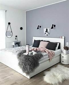 Chambre Fille Scandinave : chambre ado fille moderne en 50 id es pour un d cor g nial et cosy ~ Melissatoandfro.com Idées de Décoration