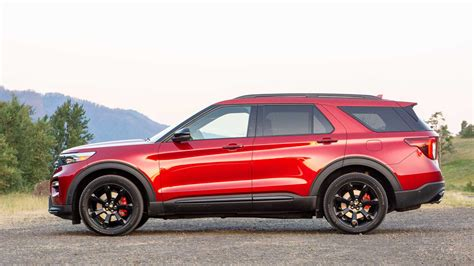 Ford St 2020 Motor Ausstattung by 2020 Ford Explorer St Drive Staying Power