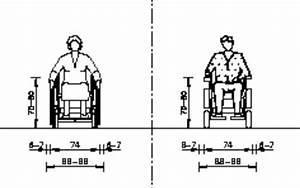 Dimension Chaise Standard : meuble cuisine dimension dimensions fauteuil roulant ~ Melissatoandfro.com Idées de Décoration