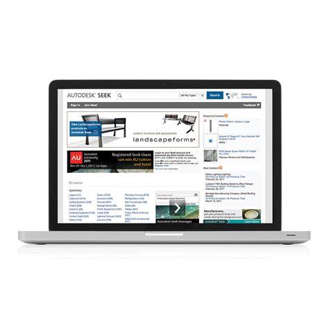 autodesk seek design content 100 autodesk seek design content march 2011