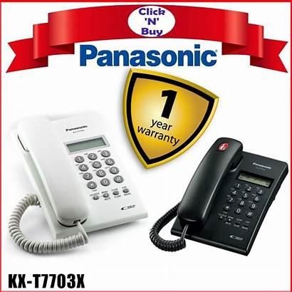 Kx Shopee Panasonic T7700 Desk Telephone Telephones
