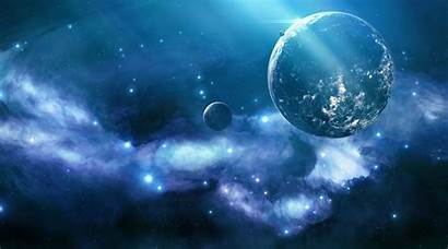 Sci Fi Backgrounds Wallpapers 3d Space Cool