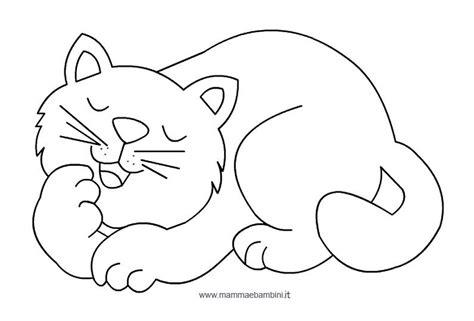 disegni  gatti da stampare  colorare  regardsdefemmes