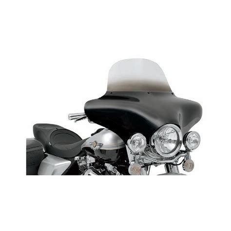 shades batwing fairing windshield for harley revzilla