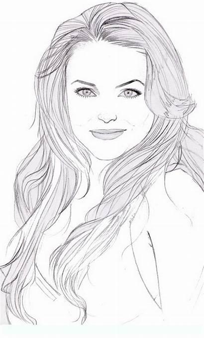 Disegni Lindsay Lohan Disegnidacolorareperadulti Colorare Persone Adulti