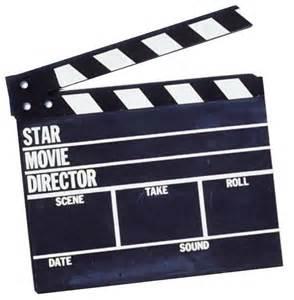 Movie Scene Clapper