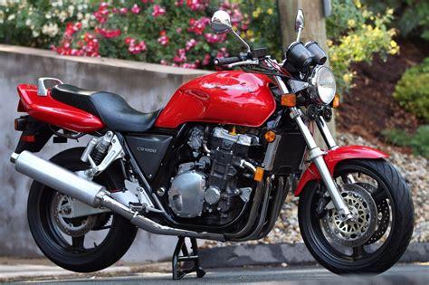Big Red Muscle Bike Very Clean 1995 Honda Cb1000 For Sale