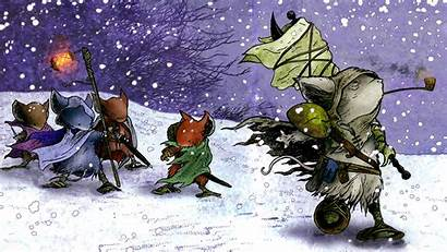 Guard Mouse Winter Wallpapers 1920 1152 Abyss