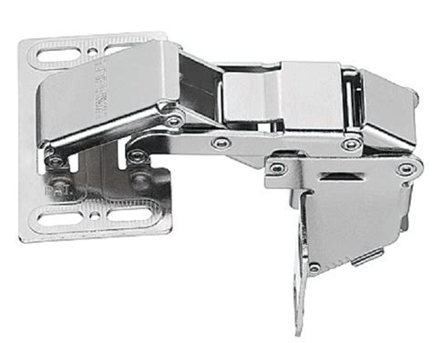 Hafele Swing Up Flap Hinge / Mounting with Panel / Opening