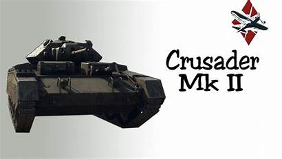 Crusader Mk Tank Ii Thunder War