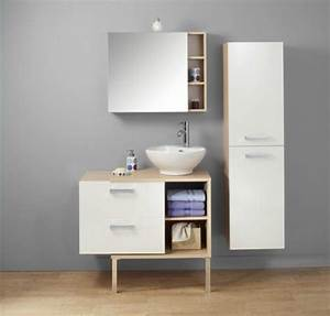 Salle de bain conforama 15 photos for Meuble de salle de bain conforama