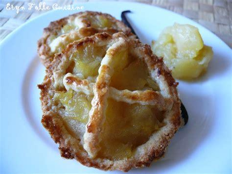 eryn et sa folle cuisine tartelettes pommes vanille eryn et sa folle cuisine