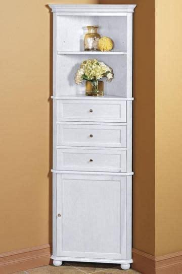 Hampton Bay Corner Linen Cabinet I  Linen Cabinets