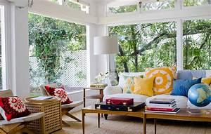 Fashionforhome De : 55 awesome sunroom design ideas digsdigs ~ Pilothousefishingboats.com Haus und Dekorationen
