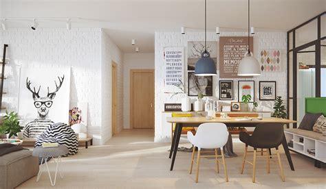 Einrichtung Skandinavischer Stil by 2 Stunningly Beautiful Homes Decorated In Modern