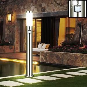 Led Außenbeleuchtung Haus : led au enbeleuchtung aus edelstahl mit bewegungsmelder ~ Sanjose-hotels-ca.com Haus und Dekorationen