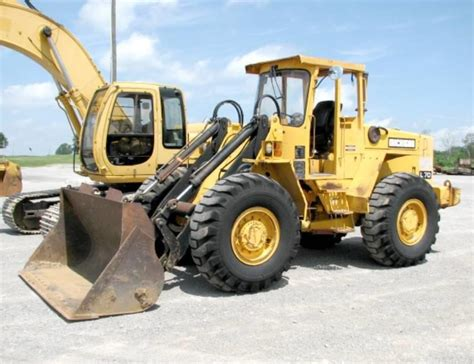 1991 volvo michigan l70 wheel loader ritchason auctioneers inc