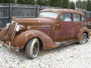 1935 Packard With Suicide  4 Doors Mo For Sale  Photos