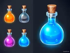 Potion Bottles deviantART